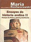 Rostworowski, Mar�a