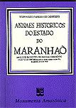 Annaes históricos do estado do Maranhao