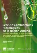 Servicios ambientales hidrol�gicos en la regi�n andina
