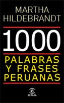 1000 palabras y frases peruanas