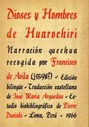Dioses y hombres del Huarochirí