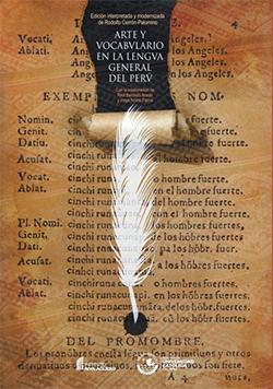 Arte y Vocabulario en la Lengua General del Perú