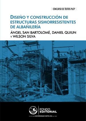 DISE�O Y CONSTRUCCI�N DE ESTRUCTURAS SISMORRESISTENTES DE ALBA�ILER�A