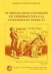 EL PRECIO EN EL CONTRATO DE COMPRAVENTA Y EL CONTRATO DE PERMUTA - VOLUMEN XIV
