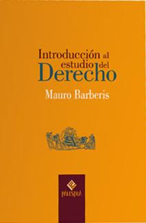 INTRODUCCI�N AL ESTUDIO DEL DERECHO