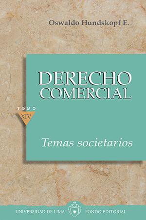 DERECHO COMERCIAL TOMO XIV