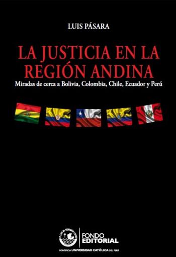 LA JUSTICIA EN LA REGI�N ANDINA