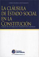 La cláusula de Estado social en la Constitución