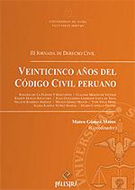 Veinticinco a�os del C�digo Civil peruano
