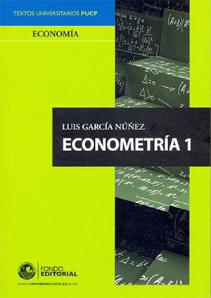 ECONOMETR�A 1