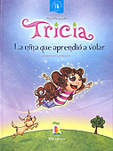 Tricia, la niña que aprendió a volar
