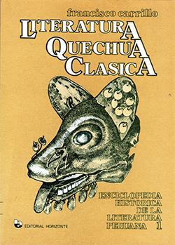 LITERATURA QUECHUA CL�SICA