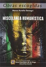 Miscel�nea human�stica
