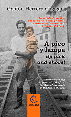 A PICO Y LAMPA. BY PICK AND SHOVEL