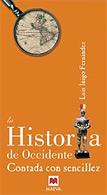 La historia de occidente contada con sencillez