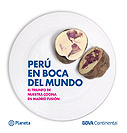 Perú en boca del mundo