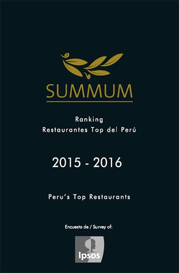 SUMMUM 2015 - 2016