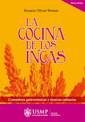 La cocina de los incas