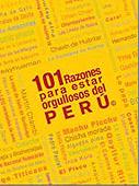 101 razones para estar orgulloso del Perú
